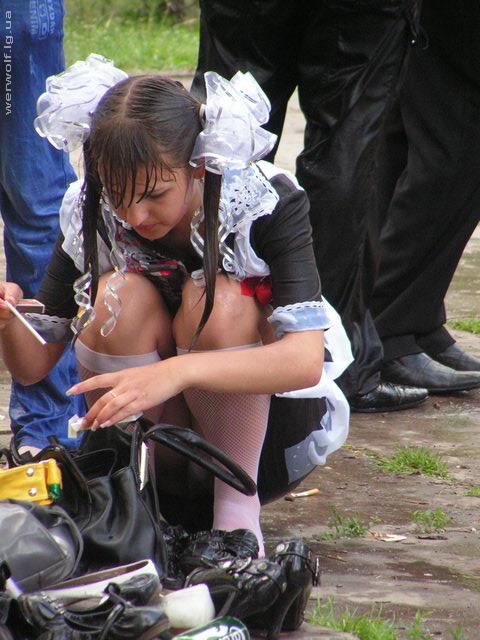 Последний звонок, Луганск 2009